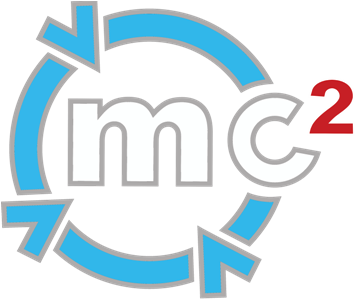 MC2 cycling logo